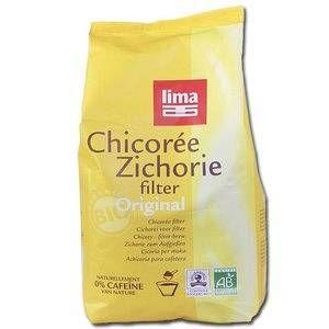 Lima Chicorée - Préparation en poudre Filtre 500g