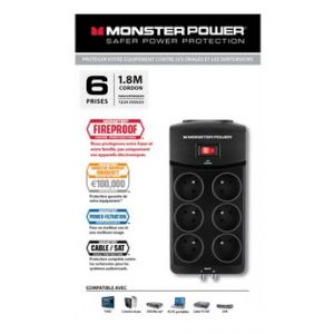 Monster Cable Monster Core Power 600AV Parafoudre