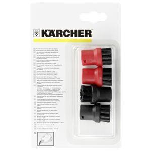 Kärcher 2.863-058.0 - Jeu de 4 brosses rondes