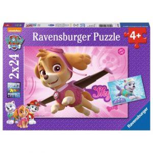 Ravensburger Puzzles Pat'Patrouille (2 x 24 pièces)