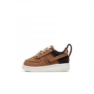 Nike Chaussure Force 1 Premium WIP pour Bébé et Petit enfant - Marron - Taille 19.5