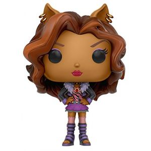 Funko Figurine Pop! Monster High : Clawdeen Wolf