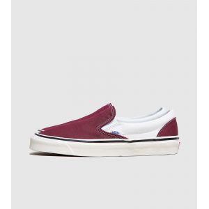 Vans Classic Slip-On 98 Dx Lo Sneaker chaussures bordeaux bordeaux 43 EU