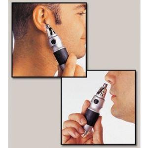 Wellys NT001F1 - Tondeuse pour nez et oreilles à piles
