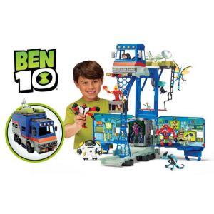 Giochi Preziosi Ben 10 Van transformable 3 en 1