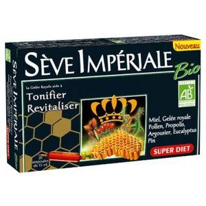 Super Diet Sève impériale Gelée royale, Miel, Propolis, Argousier