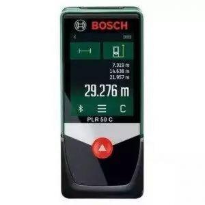 Bosch PLR 50C - Télémetre connecte
