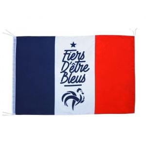 Absis SA Drapeau Fiers D'être Bleus FFF