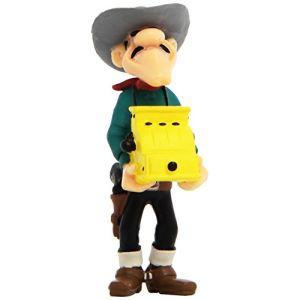 Plastoy Figurine Jack Dalton et la caisse enregistreuse (Lucky Luke)