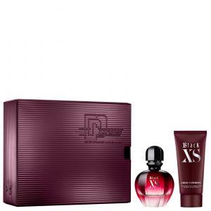 Paco Rabanne Black XS for Her Eau de Parfum Spray 50ml Ensemble cadeau