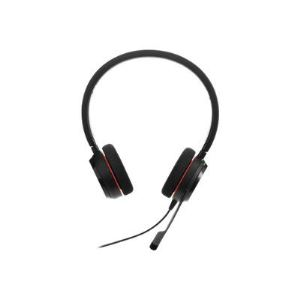 Jabra Evolve 20 UC Stéréo - Casque avec microphone