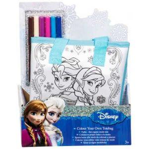 Coloriez vous-même votre trousse de mode La Reine Des Neiges