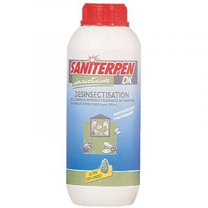 Saniterpen Insecticide DK  - Flacon de 1 L