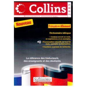 Collins, Dictionnaire électronique Essential : Français - Allemand [Windows]