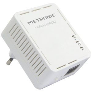 Metronic 495417 - Adaptateur CPL 500 Mbps