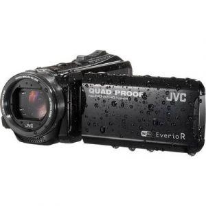JVC GZ-RX601BEU Caméscope Etanche Wifi Noir