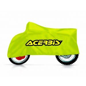Acerbis Bâche moto jaune/noir