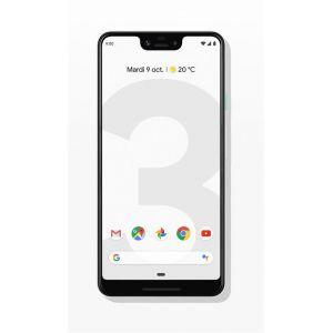 Google Smartphone PIXEL 3 XL WHT 128GO