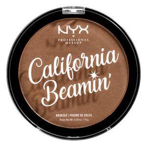 NYX Cosmetics California Beamin' - Poudre de Soleil - Golden State
