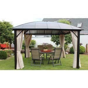 Leco Pergola aluminium avec toit modèle Dome