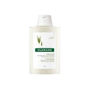 Klorane Shampooing extra-doux au lait d'avoine 100ml