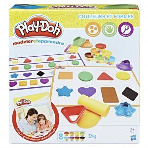 Hasbro Play-Doh - Couleurs et formes