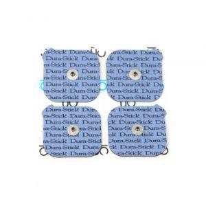 Cefar Électrodes Compex Dura-Stick Plus (ex. Stimtrode) Snap 50 x 50 mm