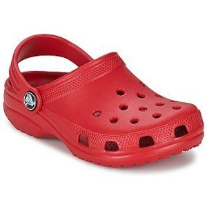 Crocs Classic Clog Kids, Sabots Mixte Enfant, Rouge (Pepper), 20-21 EU