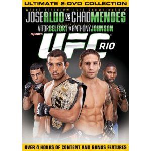 UFC 142 : Aldo vs Mendes / Belfort vs Johnson