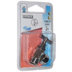 Boutté 1114015 - Robinet chasse 12x17mm