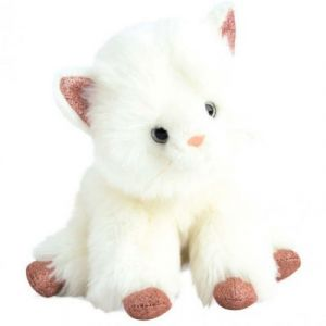 Histoire d'ours Peluche Chat Girls & Glitter (25 cm)