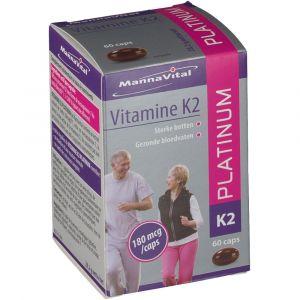 MannaVital Platinum vitamine K2