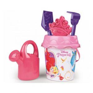 Smoby Seau garni avec arrosoir Princesses Disney