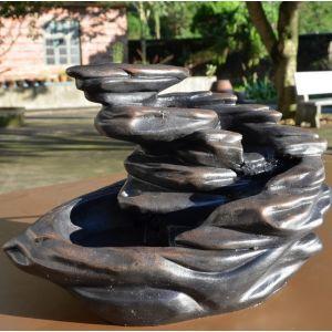 Sunchine Fontaine intérieur cascade nature Hendo Gora