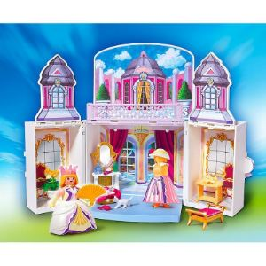 Playmobil 5419 Princess - Château de princesses transportable