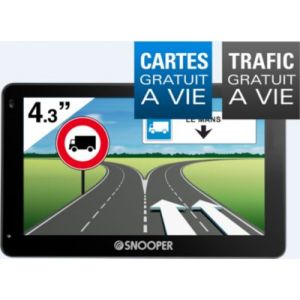 Snooper Truckmate PL2400 - GPS camion