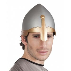 Casque Chevalier Médiéval Adulte,