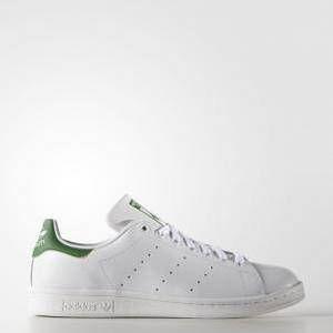 Adidas Stan Smith chaussures blanc vert 36 2/3 EU