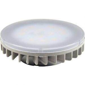 Müller-Licht 400045 A +, lampe LED encastrable et Réglette, plastique, 6 watts, GX53, blanc, 2,5 x 7,5 x 7,5 cm