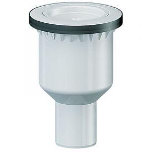 Bernstein Bonde de douche Dallmer - pour receveur plat avec orifice de vidage de Ø 90mm - sortie verticale DN 50