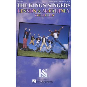Hal Leonard The King's s: Lennon And McCartney Collection. Partitions pour SATB