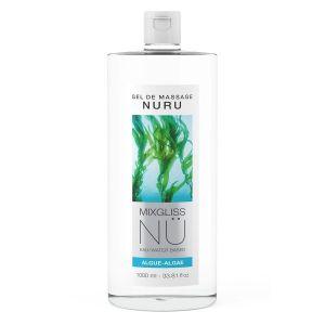 Mixgliss Gel de Massage Nuru NÜ 1 L Algue