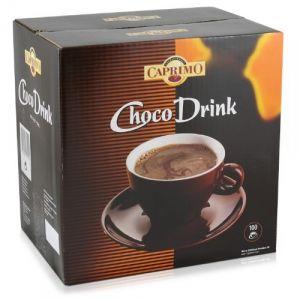 Caprimo Choco Drink - Boîte distributrice de 100 doses arôme accao