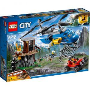 Lego 60173 - City Police : L'arrestation dans la montagne
