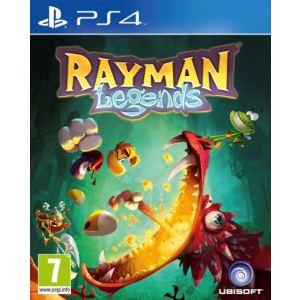 Rayman Legends sur PS4