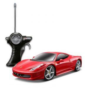 Maisto Ferrari 458 Italia - Voiture radiocommandée