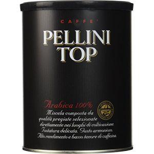Pellini Caffè Café moulu Pellini Top 100 % Arabica 6 kg