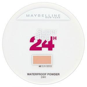Maybelline Superstay 24H 48 Sun Beige - Fond de teint compact waterproof