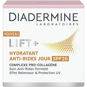 Diadermine Lift+ Crème de Jour Hydratante SPF20 Pot 50 ml