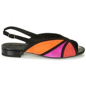Geox Sandales D WISTREY SANDALO - Couleur 36 - Taille Multicolore